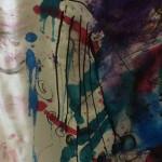 Silk Free Painting