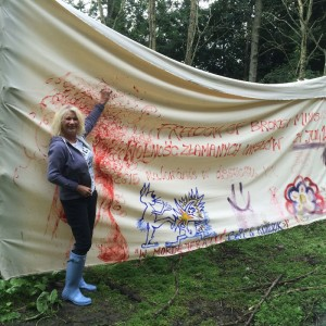 Shropshire Silk Represent by Diana Watson Visit Canvas