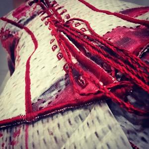 Textile 'Abortion Corset'